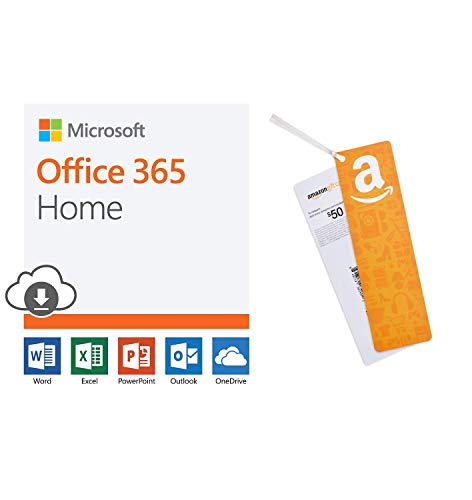 Microsoft Office 365 Home | 12-m...