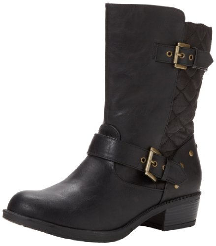 Jellypop Womens Illinois Boot Black