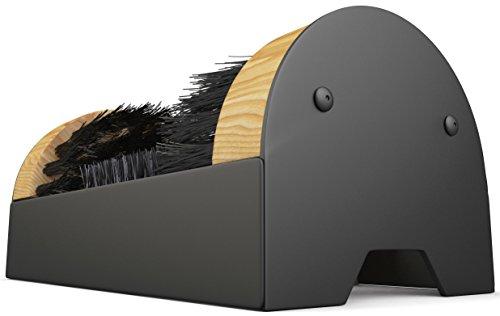 Boot Brush Cleaner Floor Mount Scraper Commercial With Hardware Indoor / Outdoor
