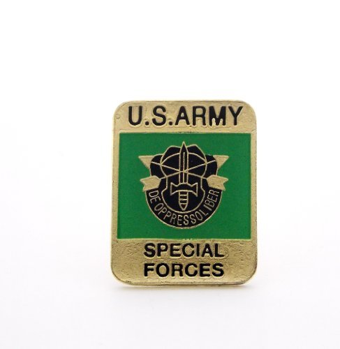 US Army Special Forces De Oppresso Liber Lapel Hat Pin Gift Military PPM583