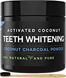 Activated Charcoal Teeth Whitening Powder [FREE Bamboo Toothbrush] Natural Whitening Teeth, Personal Coconut Charcoal  [BRIGHTENS TEETH] 60g / 2.11oz