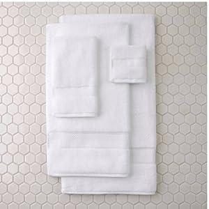 Better Homes and Gardens Hygro Machine Washable Bath Towel Sky