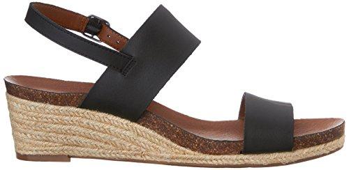 Sandal Brand Wedge Lucky Women's Jette Black qxvwnHIBY