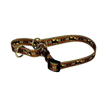 Yellow Dog Design Martingale Slip Collar, Autumn