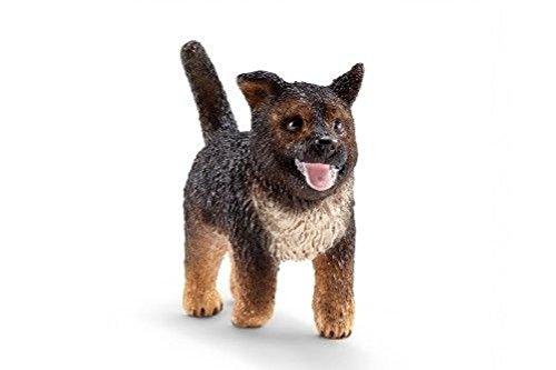 Miniature FAIRY GARDEN German Shepherd Dog Puppy -
