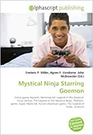 Mystical Ninja Starring Goemon: Video game, Konami, Nintendo ...