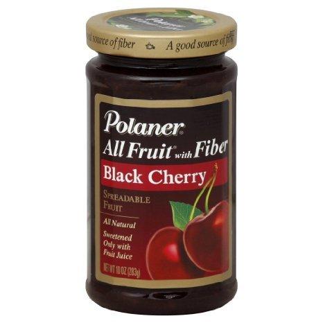 Polaner All Fruit Cherry Fruit Spread 10oz - 2 ()