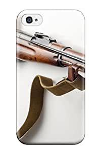 Chad Po. Copeland's Shop 2015 2962935K76804020 Premium Durable Mosin Nagant Rifle Fashion Tpu Iphone 4/4s Protective Case Cover