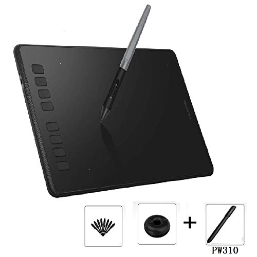 Huion H950P Drawing Tablet, with Digital Pen PW310