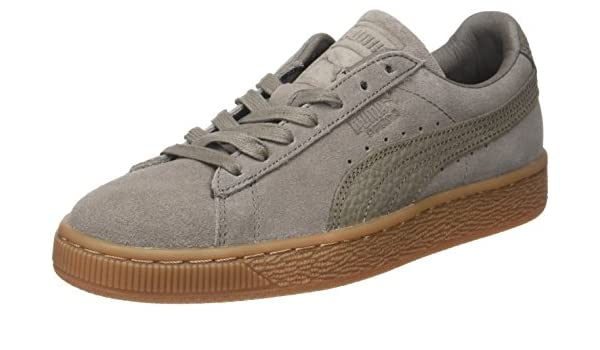 PUMA Suede Classic Natural Warmth Mens Sneakers Shoes-Brown-4.5   Amazon.com.au  Fashion b23d958ae