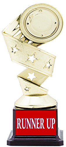 RUNNER UP - TROPHY / AWARD / GIFT BY AARK INDIA (PC 00292)
