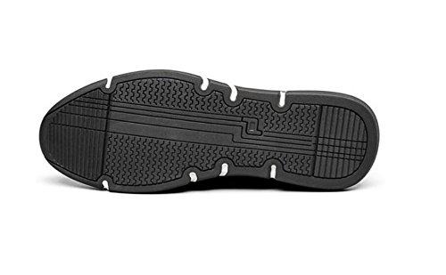 Cuir Bout Chaussures Pour Daim Mens Sport Uni MUYII Orange Hommes Confortables Décontracté Chaussures à Chaussures Oxford En Chaussures Eqnpgz
