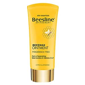 Beesline Beeswax Ointment Fragrance Free, 60 ml
