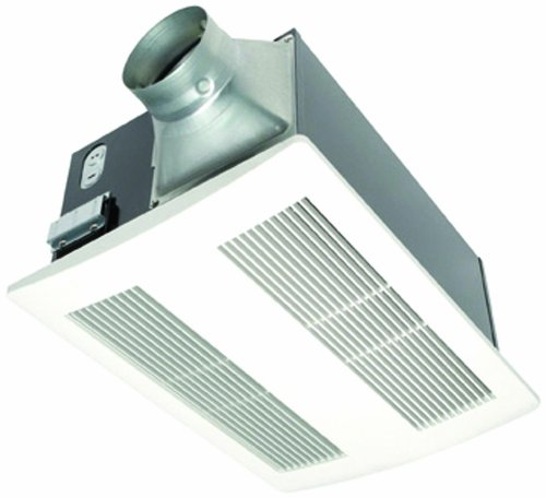 Whisper Warm 110 CFM Ceiling Fan & Heat Combination