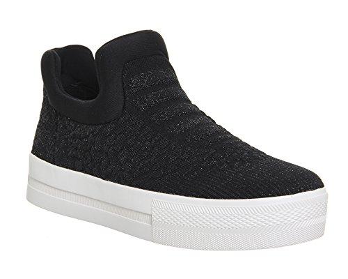 Ash Schuhe Jaguar Sneaker aus Wildleder Damen Schwarz