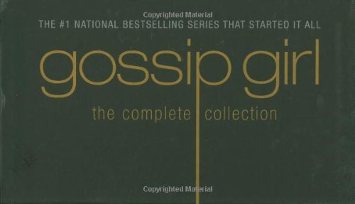 gossip girl the complete collection box set import it all