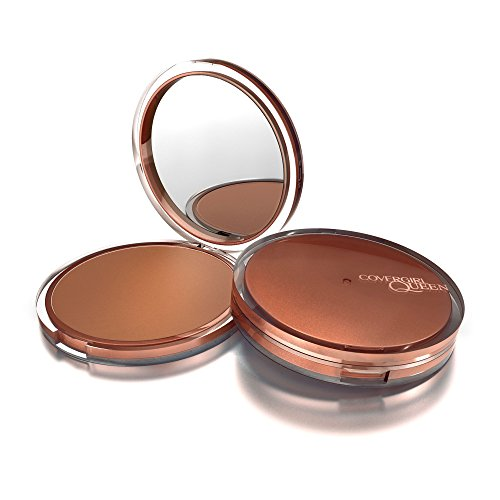 (COVERGIRL Queen Natural Hue Mineral Bronzer Brown Bronze, .39 oz (packaging may vary) )