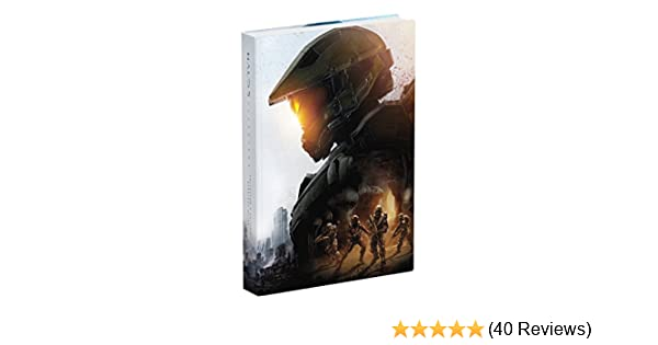 Halo 5: Guardians Collector's Edition Strategy Guide: Prima