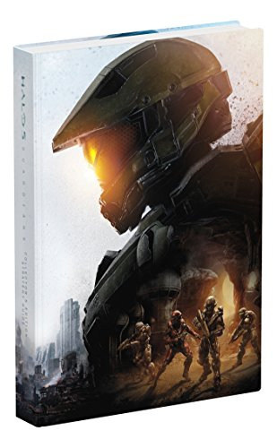 Edition Game Guide (Halo 5: Guardians Collector's Edition Strategy Guide: Prima Official Game Guide)