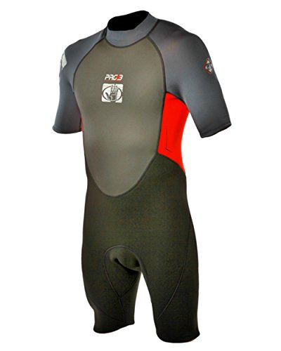 Body Glove Junior's Pro 3 Spring Wetsuit, 10