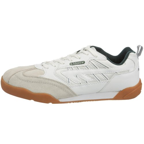 Hi-tec Herren Sport Squash Classic 62622 Textil Trainer Weiß