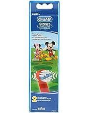 Oral-B Kids Opzetborstels, Verpakking Van 2