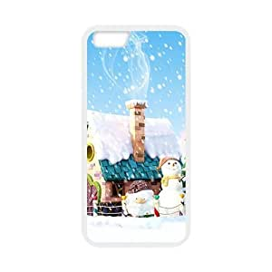 Beautiful Snow scenery Phone Case for Iphone 6