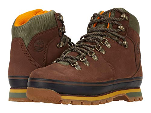 Timberland Euro Hiker Waterproof Leather and Fabric Hiker