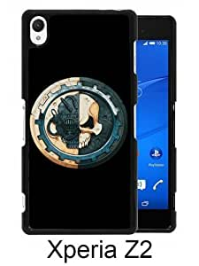 Adeptus Mechanicus Black Fantastic Design Sony Xperia Z2 Phone Case