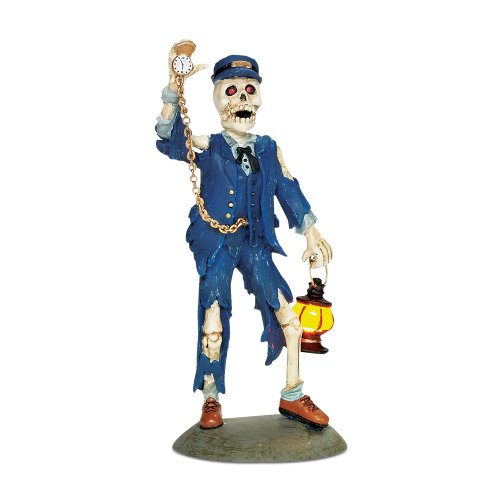 Department 56 Snow Village Halloween Time s-a-Wastin Skeleton Accessory Figurine