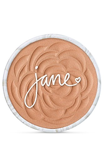 Shimmering Powder Jane - Jane Cosmetics Bronzing Powder, Inspire, 0.35 Ounce