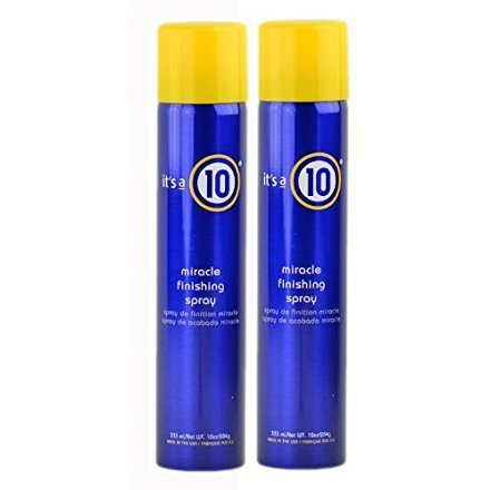 Its a 10 Miracle Finishing Spray  (10oz-2 Pack)