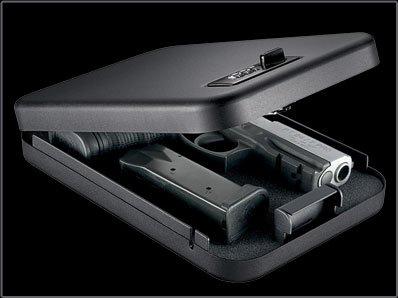 GunVault NV300 Fits Full Size 1911 Style Pistols Black from GunVault