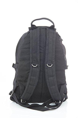 Rucksack Pure HP Serie aus Hanf - organic cotton vegan schwarz