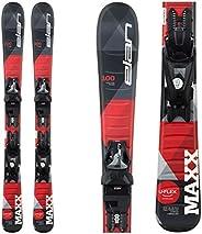 2021 Elan Maxx Jr Skis w/QS EL 4.5 Bindings
