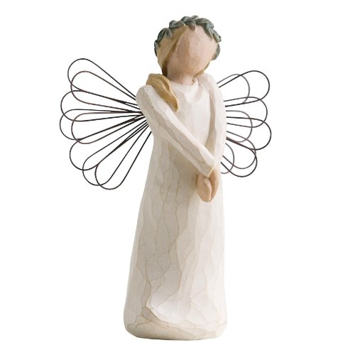 Willow Tree Celebrate angel by Susan Lordi 26108