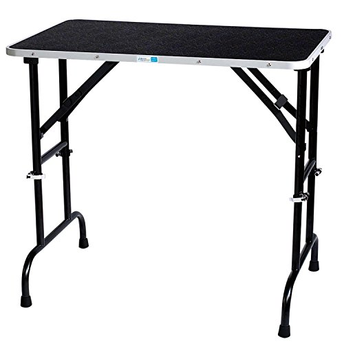 master equipment Adjustable Height Grooming Table, 42 by ...