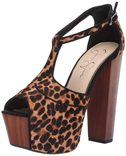 Jessica Simpson Women's DANY6 Shoe, Natural, 7 M ()