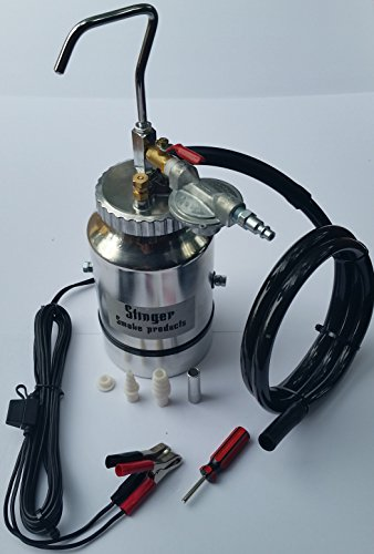 STINGER Brand EVAP Smoke Machine Leak Tester with EVAP Adapter & TWO Smoke Tips. Tests EVAP, Intake, Exhaust, Vacuum Lines, Manifolds, etc - Stinger Brand is The BEST CHOICE in Smoke Testing!!! by Stinger Smoke Products (Image #1)