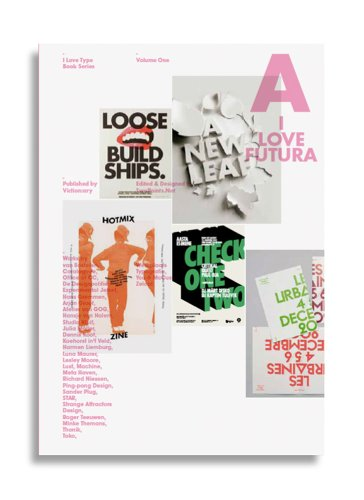 I Love Type 01 – Futura