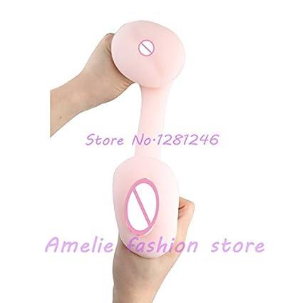 Amazon.com: Muñeca Hinchable Sexe juguetes anal y vaginal ...