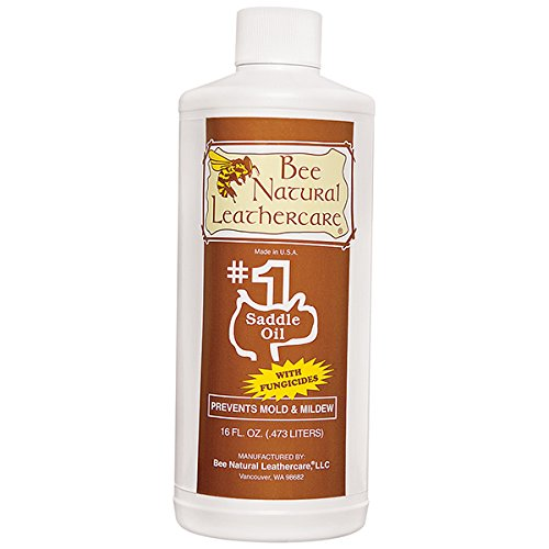 Bee Natural #1 Saddle Oil with Fungicides by Bee Natural