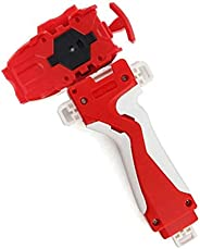 Gaming Toy XWFXZRO-A Spinning Top Burst red B-108 Burst Launcher and Grip,Gyros Configure Parts