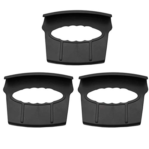 KIPA Pack-3 Rim Protectors Shields Guards Tire Change Rim Protector for Motorcycle Pit Dirt Bike ATV Quad, Universal Durable Rimshield Shield Tire Iron Protector New 08-0546 - Alloy Rims Motorcycle