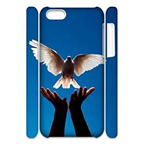 LJF phone case C-Y-F-CASE DIY Design Pigeon Pattern Phone Case For iphone 6 4.7 inch