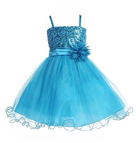 joy blue dress - 7