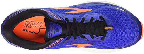 5 black Rosso Da Running Uomo blue 1d494 orange Brooks Aduro Scarpe CFzwqn51