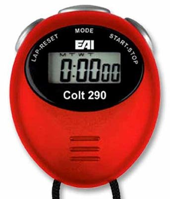 CSI Colt 290 Red Economy Timer by CSI Cannon Sports