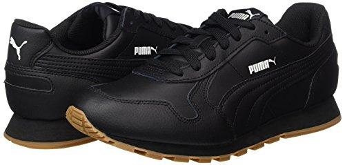 488cc8bcfe3e PUMA Shoe 359130-08 ST Runner Black 41 Black  Amazon.ca  Shoes   Handbags