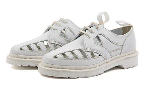 Dr. Martens Original Samples - Zapatos de cordones de Piel Lisa para mujer 37 Weiß